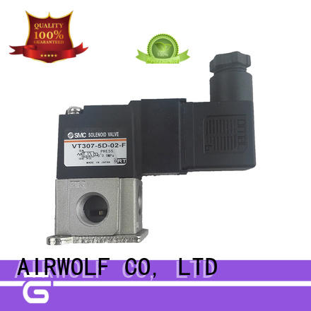 wholesale pneumatic solenoid valve high-quality way direction system