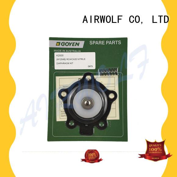 AIRWOLF green diaphragm valve repair kit pole water industry