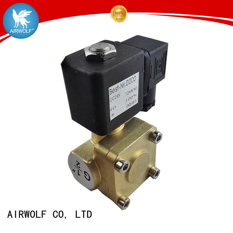 AIRWOLF OEM magnetic solenoid valve on-sale liquid pipe