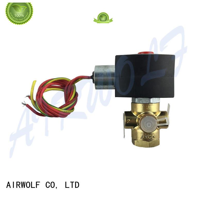 AIRWOLF ODM pneumatic solenoid valve liquid pipe