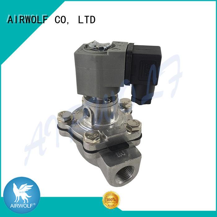 anti pulse valve aluminum alloy dust blowout AIRWOLF