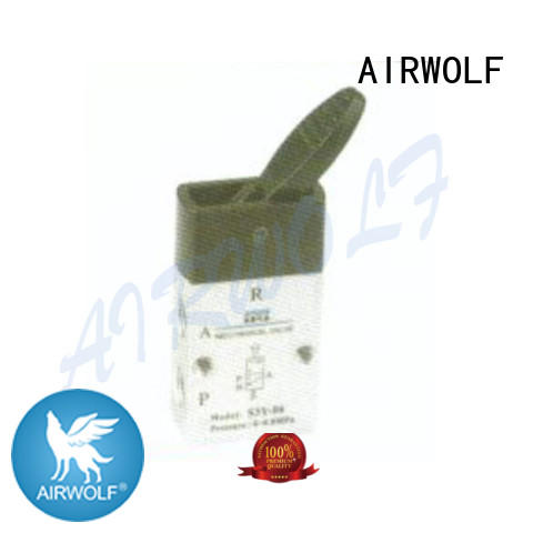 slide hand operated pneumatic valve flow wholesale AIRWOLF