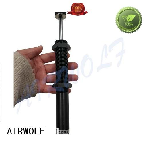 AIRWOLF magnetically air cylinder coupled pressure