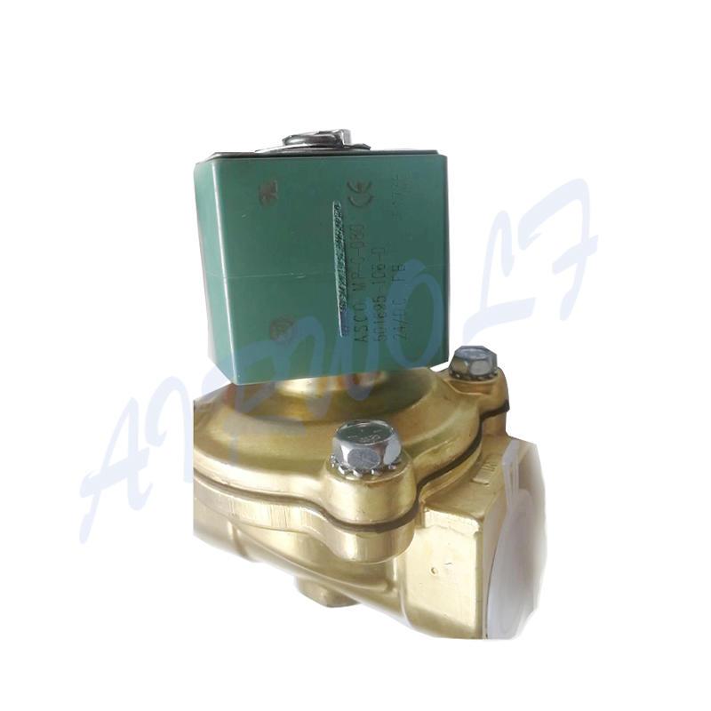 AIRWOLF OEM pneumatic solenoid valve way for gas pipelines-1
