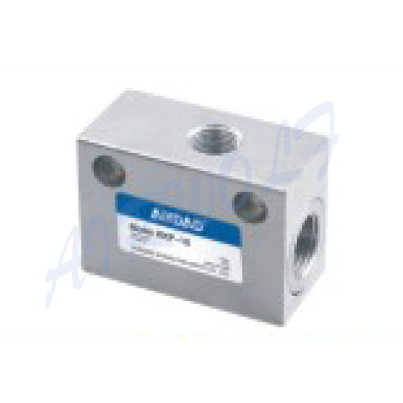 pneumatic push button valve custom wholesale AIRWOLF-1