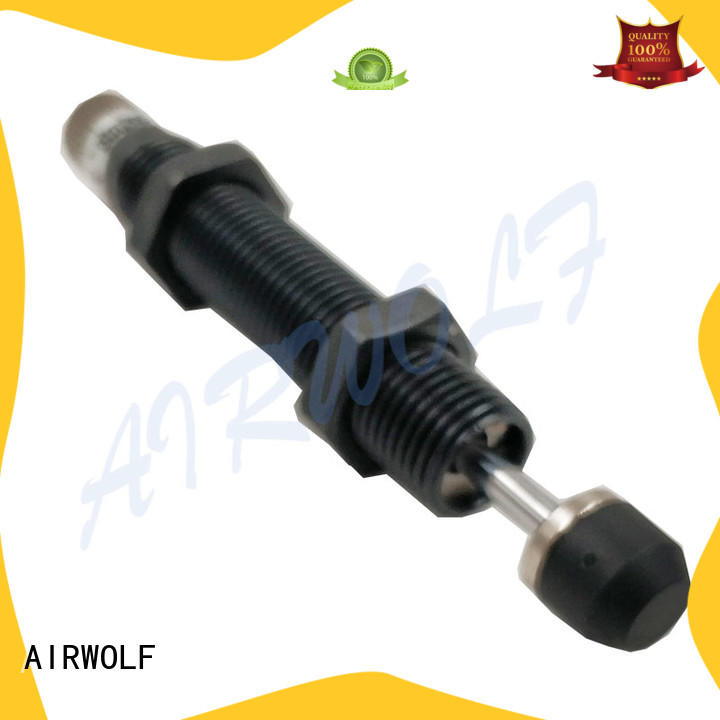 length double acting pneumatic cylinder double energy compressed AIRWOLF