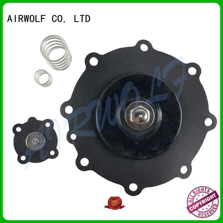 AIRWOLF hot-sale air valve repair kit pulse foundry  industry