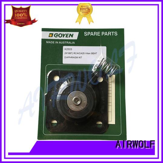 integral solenoid valve repair kit air dyeing industry