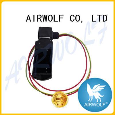 AIRWOLF customized magnetic solenoid valve hot-sale liquid pipe