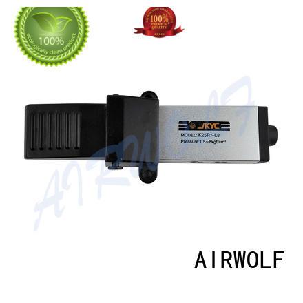 pneumatic manual valves cheapest price bulk production AIRWOLF
