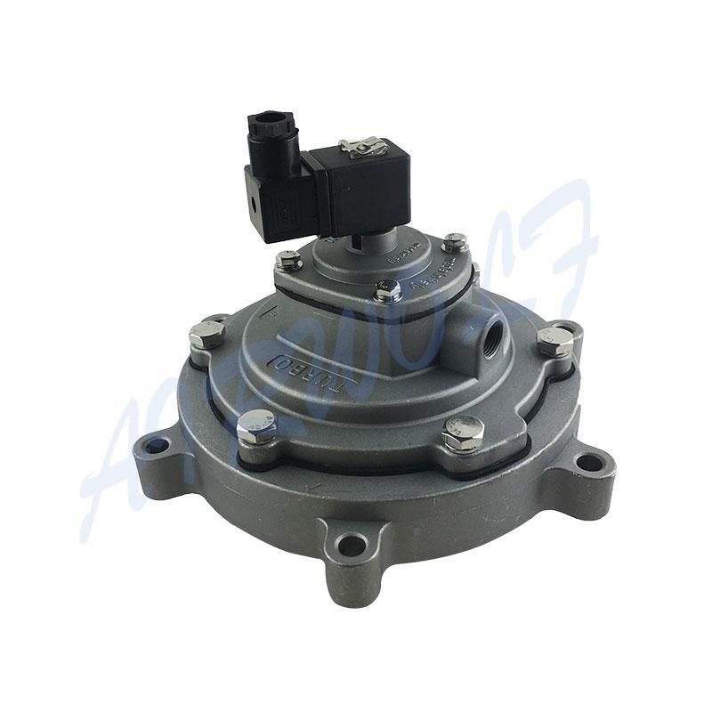 controlled anti pulse valve aluminum alloy custom for sale-1