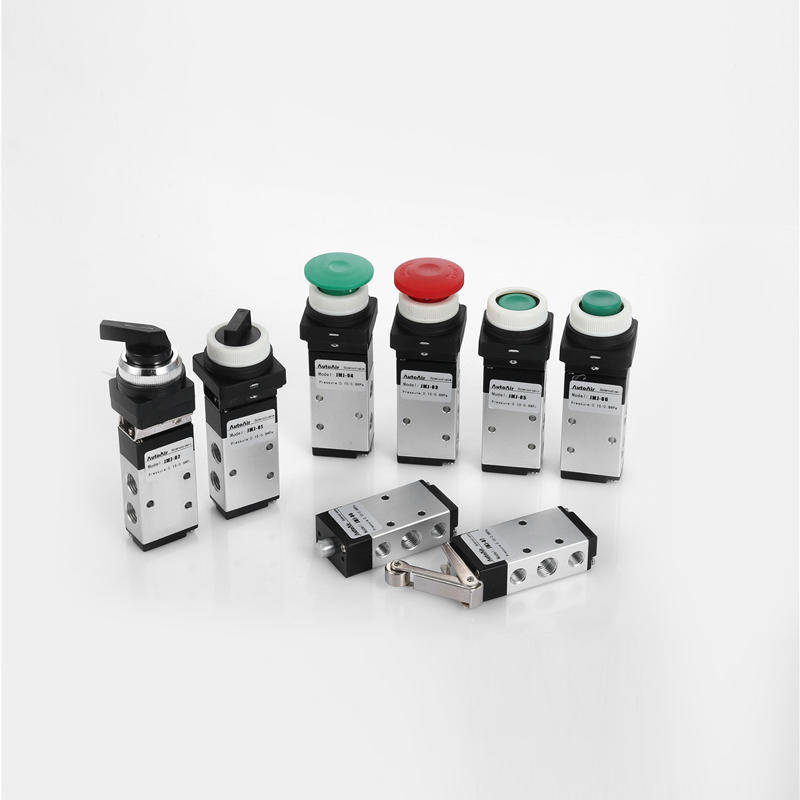 high quality push button pneumatic air valve return wholesale AIRWOLF-1