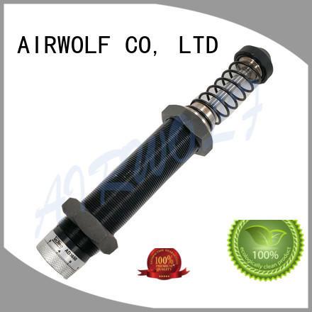 buffer pneumatic air cylinders aluminium alloy for wholesale