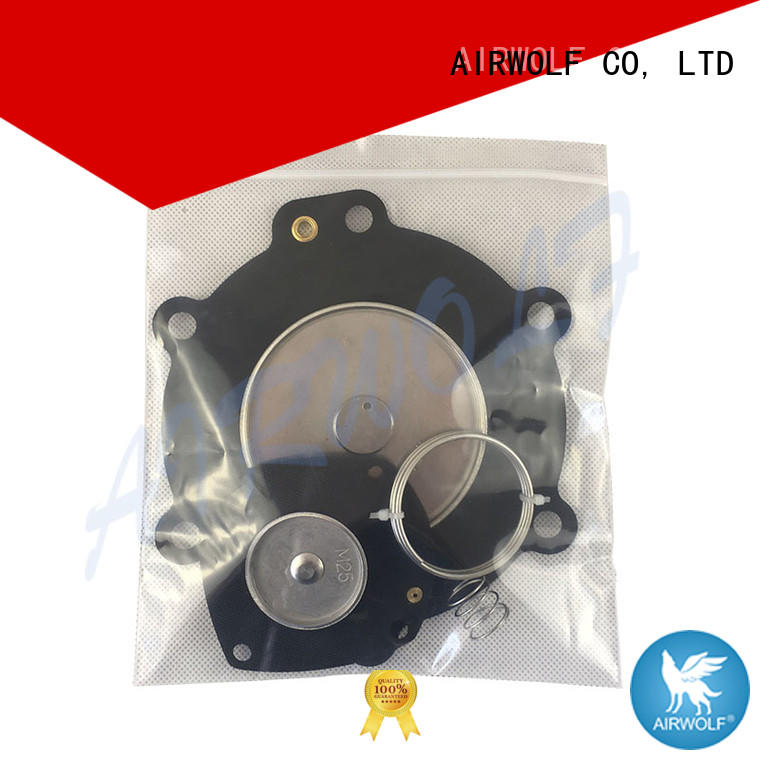 AIRWOLF hot-sale diaphragm valve repair kit buna metallurgy industry