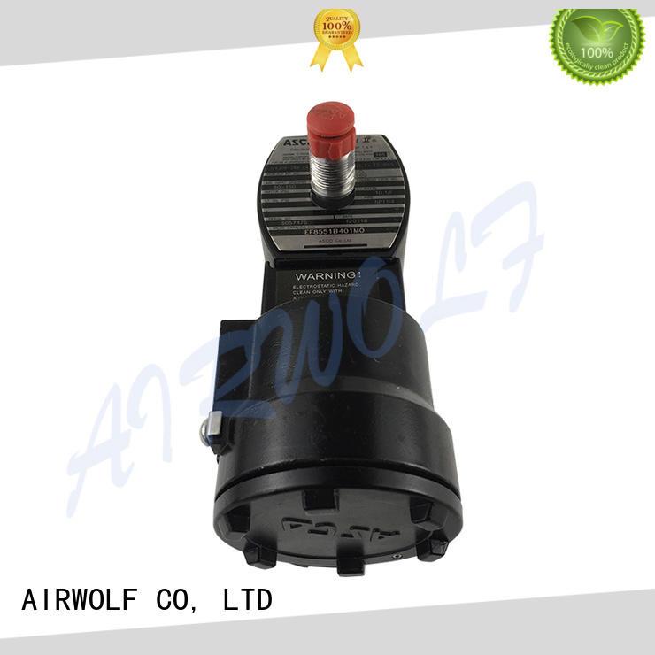 AIRWOLF solenoid valves hot-sale direction system