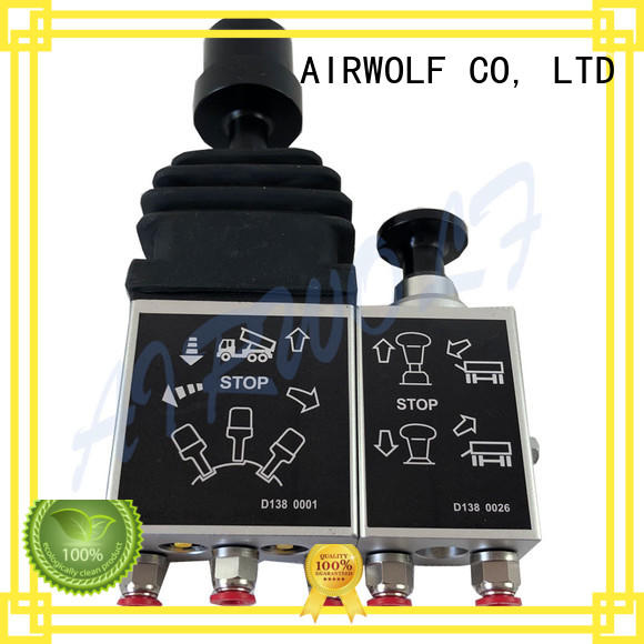 AIRWOLF affordable hydraulic dump valve ring