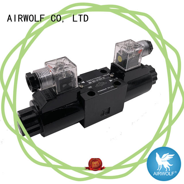 AIRWOLF ODM hydraulic directional control valve free delivery for gas opening