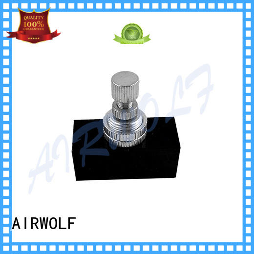 AIRWOLF convenient pneumatic manual valves free bulk production