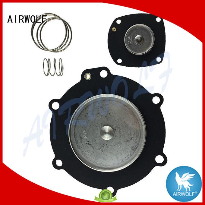 korea air valve repair kit hot-sale dust textile industry