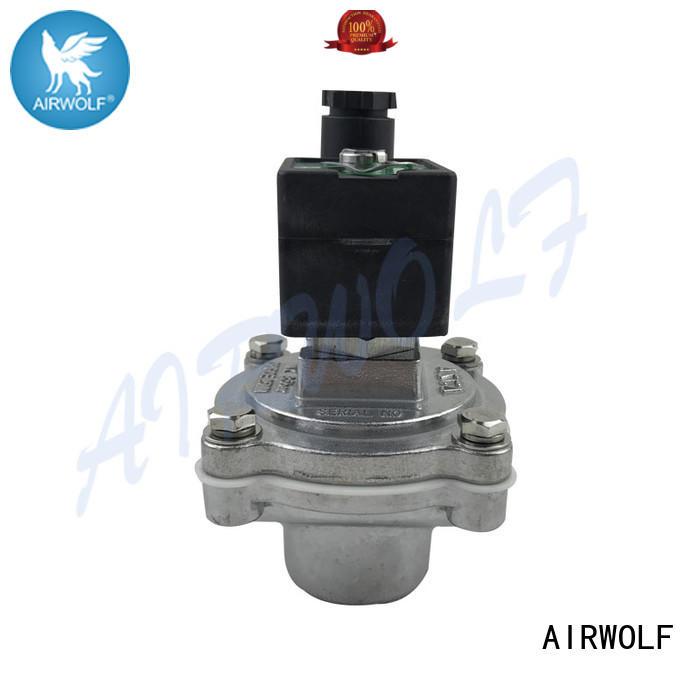 AIRWOLF electrically pulse flow valve wholesale dust blowout