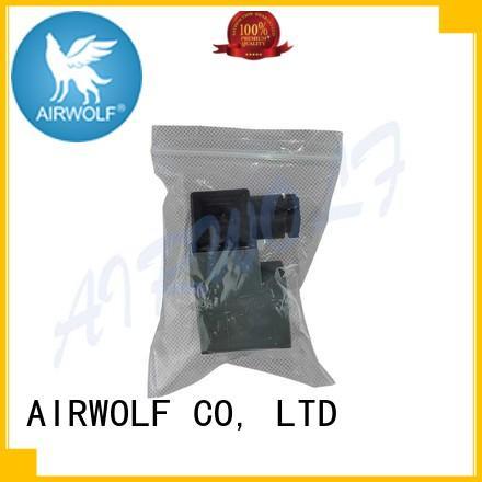 AIRWOLF cheap price ac solenoid coil pilot for enclosures