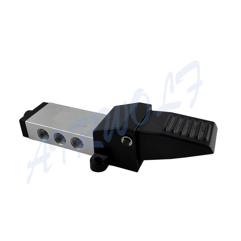 custom hand operated pneumatic valve control wholesale AIRWOLF-3