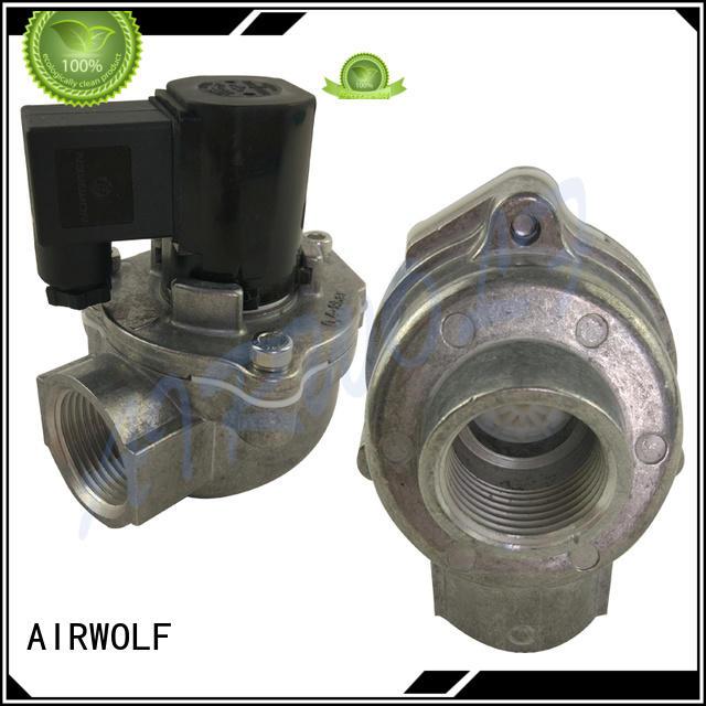 AIRWOLF customized air control valve precision valve accessory