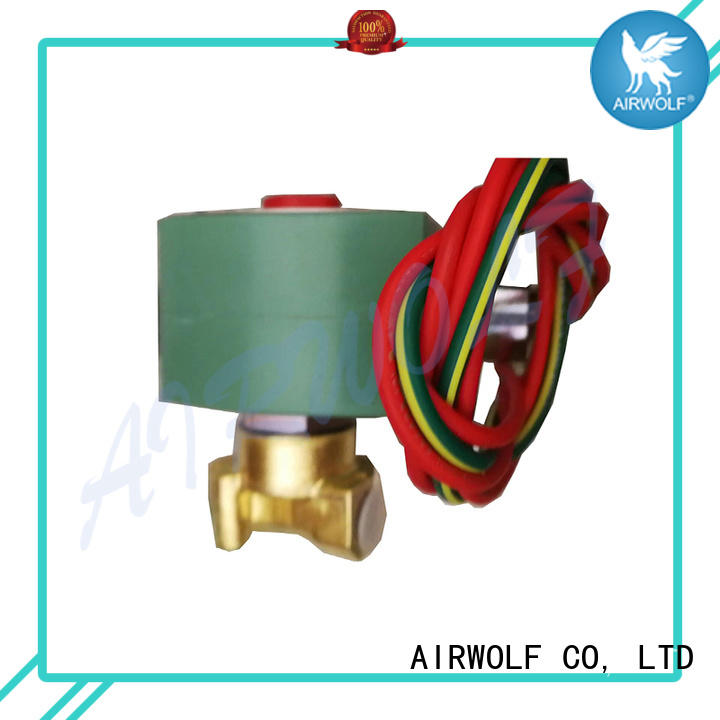 AIRWOLF hot-sale solenoid valves operated direction system