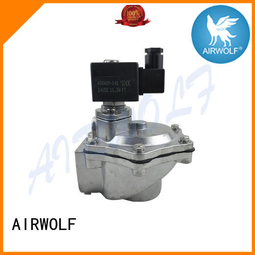 removal thread pulse motor valve AIRWOLF Brand