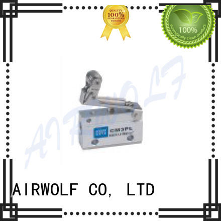 AIRWOLF convenient push button pneumatic air valve high quality wholesale