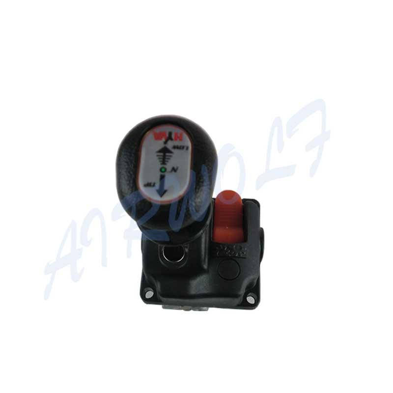 mechanical dump truck hydraulic valve for wholesale AIRWOLF-3
