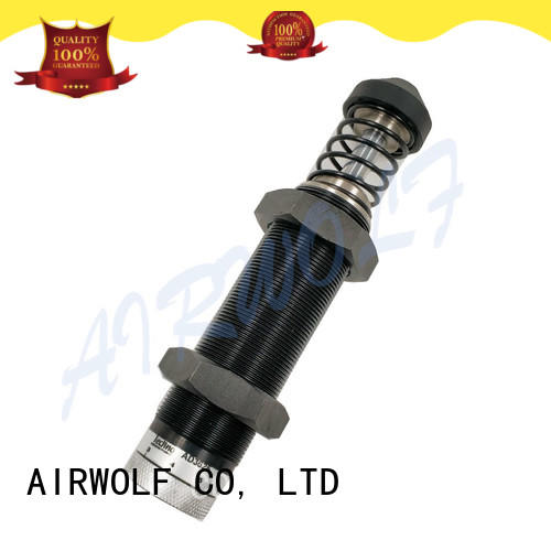 AIRWOLF stainless pneumatic cylinder coupled pressure