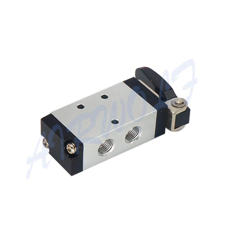 AIRWOLF cheapest price push button pneumatic air valve stroke bulk production-3
