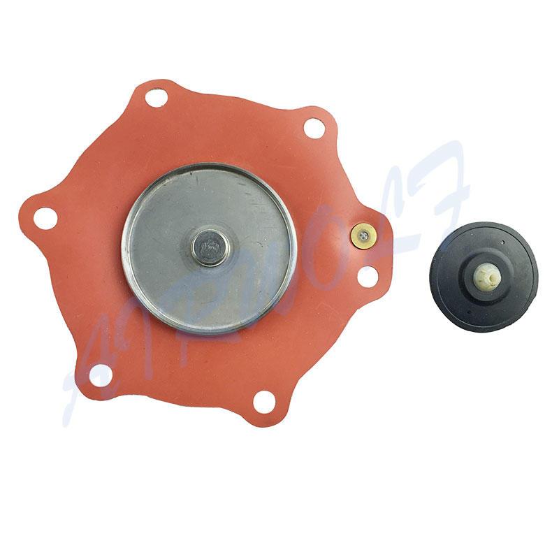 Taeha type Diaphragm valve repair kit TH-5825-B Green Viton 1 inch-2