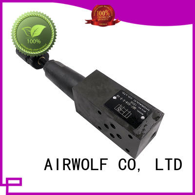 AIRWOLF industrial hydraulic valves free delivery truck unloading carriage unloading