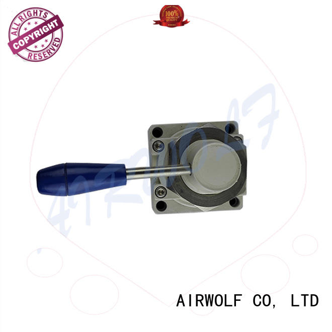 AIRWOLF black hand operated pneumatic valve air wholesale