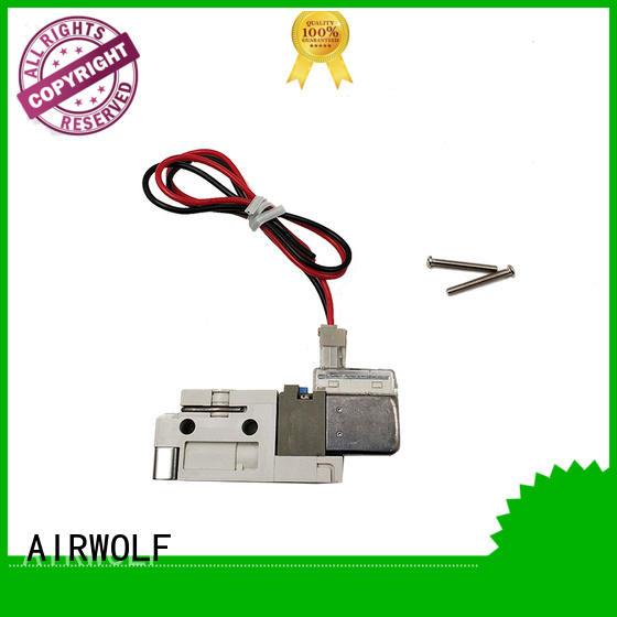 AIRWOLF hot-sale solenoid valves way liquid pipe