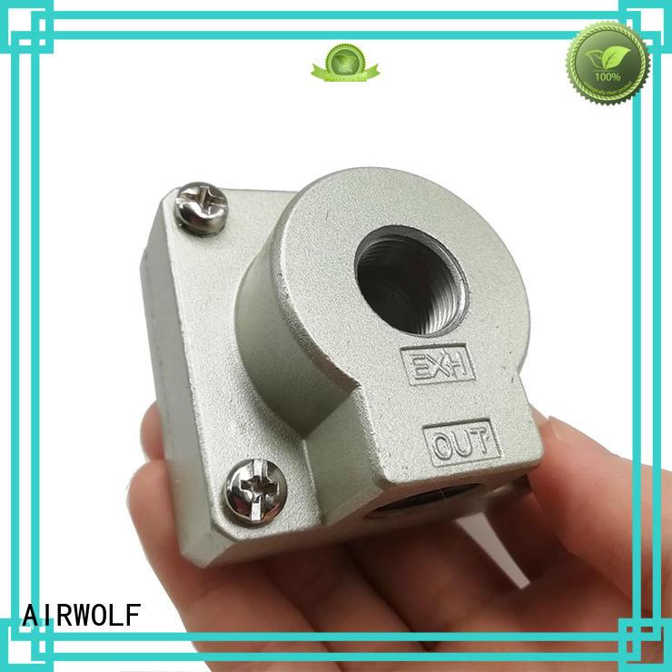 AIRWOLF american air valve for CAB