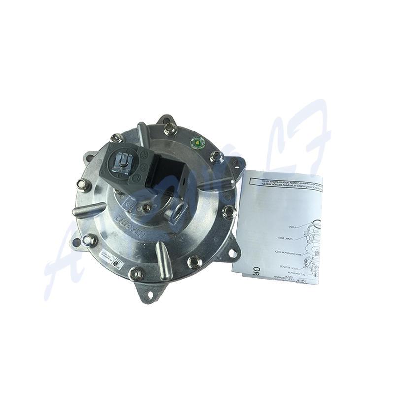aluminum alloy water pulse valve norgren series dust blowout AIRWOLF-2