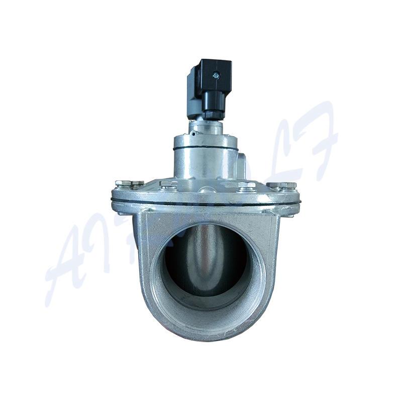 Goyen Type Pulse Valve Aluminum Alloy CA62T 2-1/2 Inch Right Angle-2