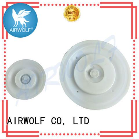 media white diaphragm repair kits dust AIRWOLF