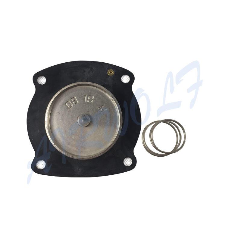 yellow diaphragm valve repair hot-sale air water industry-2