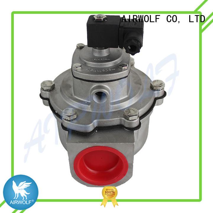 Turbo Type Dust collector pulse valve FP50 2 inch 24VDC Viton diaphragm