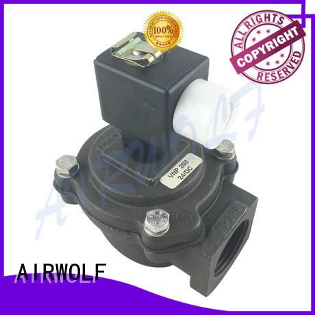 MECAIR Type Aluminum alloy 3/4 VNP206 1 inch VNP208 220VDC Pulse jet valve