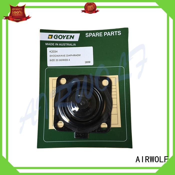 AIRWOLF hot-sale diaphragm valve repair kit viton construction