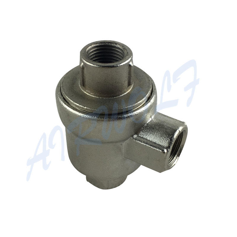 mechanical hydraulic tipping valve ring for faucet AIRWOLF-3