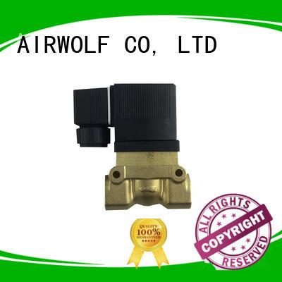 custom pneumatic valve solenoid for wholesale AIRWOLF