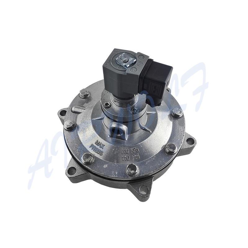 electrically parker pulse valve aluminum alloy custom for sale-2