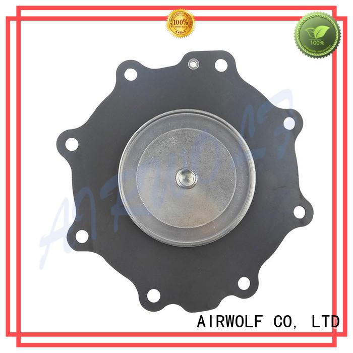 TH-5450-B Taeha Diaphragm kit type 2 ihch Black Nitrile MD03-50