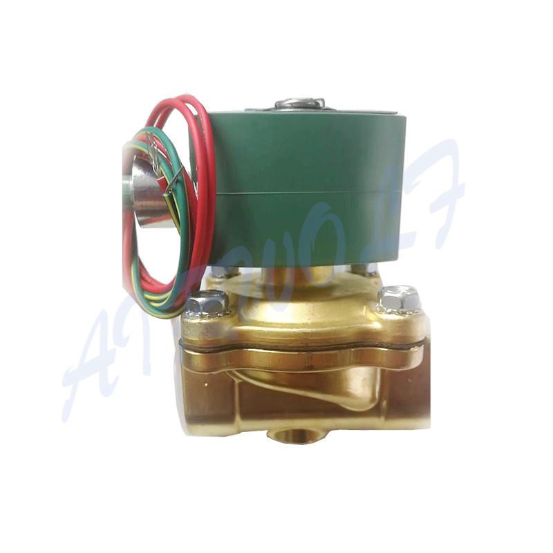 AIRWOLF OEM pneumatic solenoid valve way for gas pipelines-2